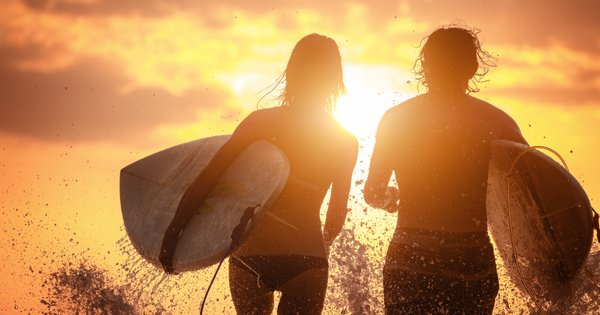 How Learning To Surf Is Like Learning To Date – The Good Men Project