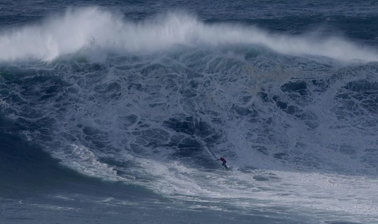 "Interview: ""Pepe"" Gómez, the Uruguayan big wave surfer who rubs shoulders with surfing legends – MercoPress"