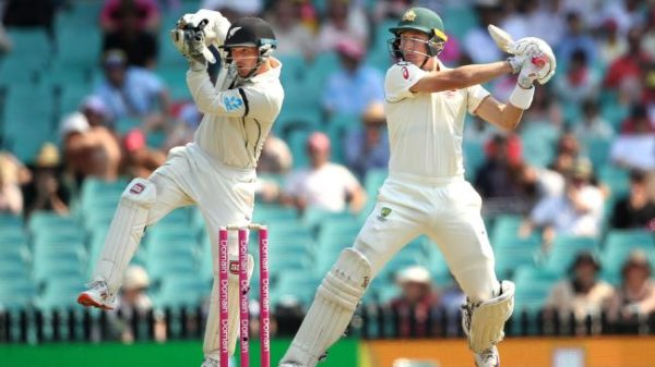 Marnus Labuschagne shows no mercy for depleted Black Caps – The Australian