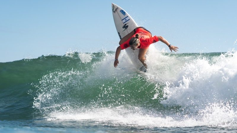 Meet the Olympic Surfer Currently Serving in the Israel Defense Forces – Surfer Magazine