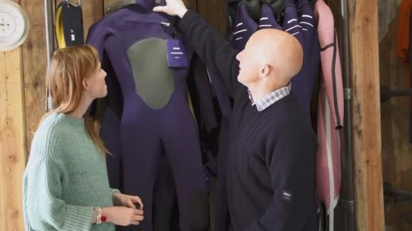 Recycled wetsuit could help surfers go sustainable – WCAX