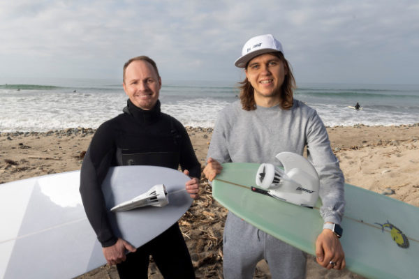 Will this electric fin propel surfing into the future — or wipe out? – OCRegister