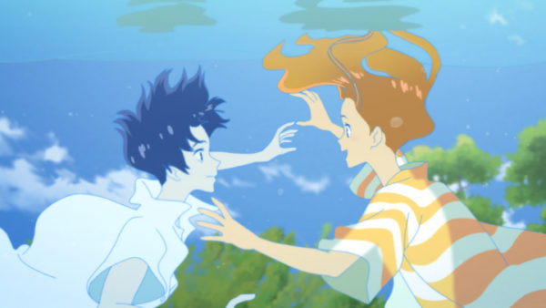 A Modern-Day Anime Fairy Tale, With Surfing – Hyperallergic