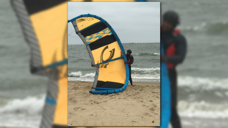 Extreme Summer: Learn to Kiteboard in Virginia Beach – 13newsnow.com