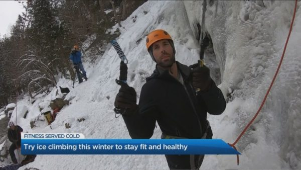 Fitness Served Cold: Use the power of winter to your advantage with snowkiting – Global News
