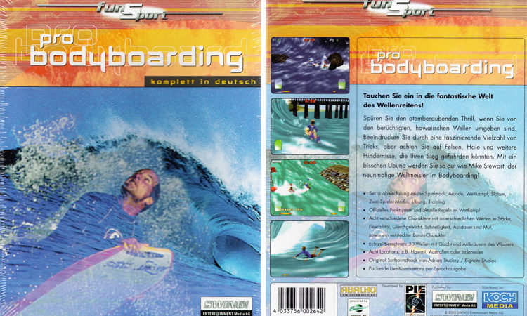 The most popular bodyboarding games of all time – SurferToday