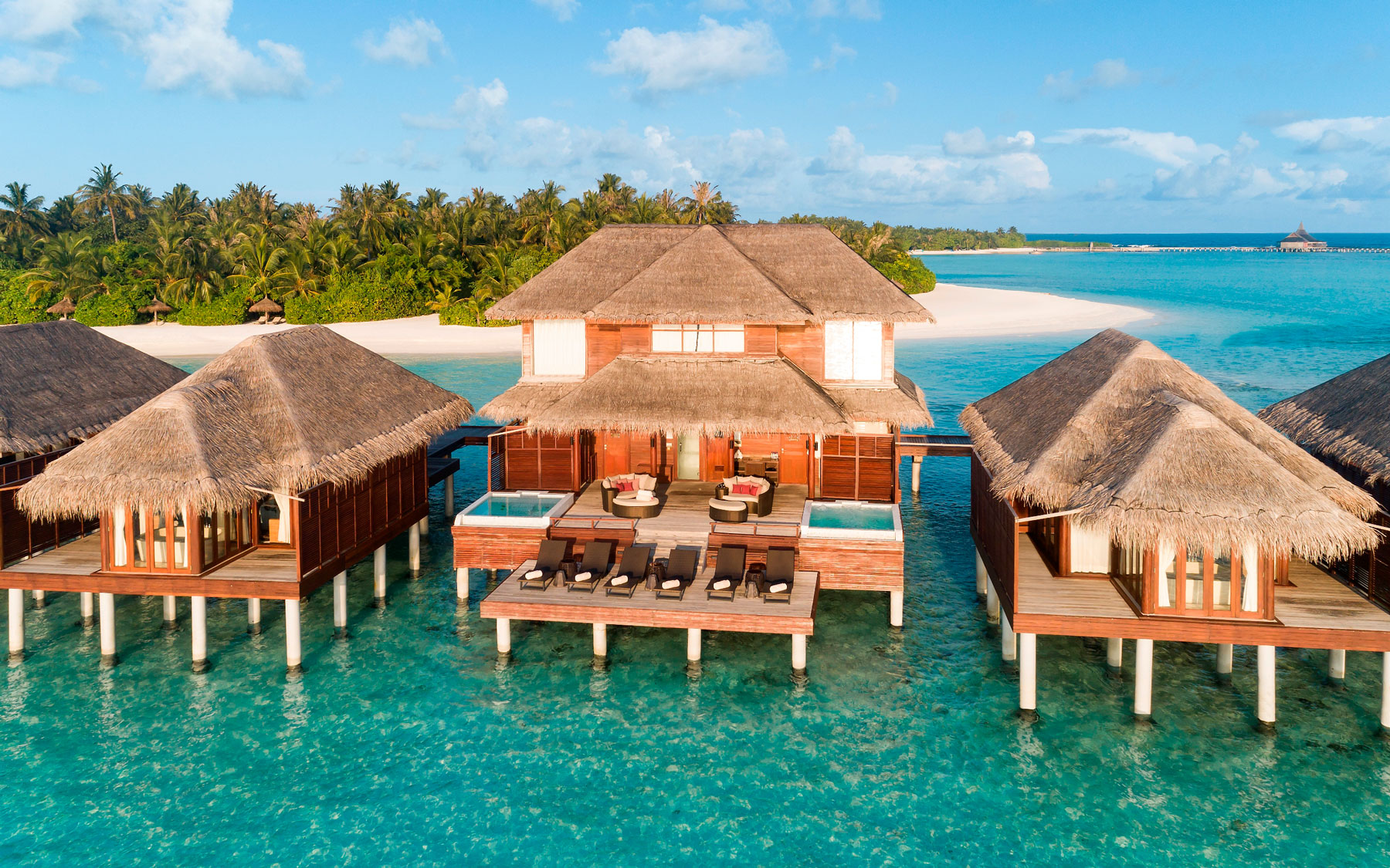 Here's What a $100,000 Per Night Private Island Rental Gets You in the Maldives – Travel + Leisure