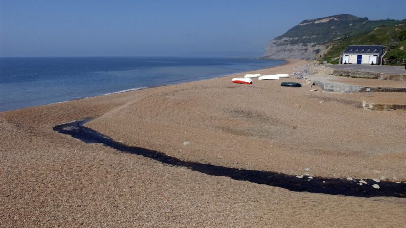 10-year-old girl rescued after getting into trouble in the sea – Bridport and Lyme Regis News