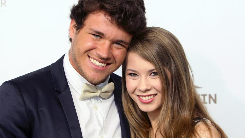 Bindi Irwin Shares Tear-Jerking Wedding Photo Art Featuring Her Late Dad Steve Irwin – AmoMama