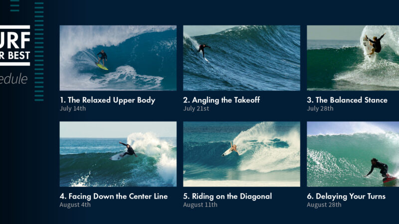 Introducing: Surf Your Best, With Nick Carroll – Surfline.com Surf News