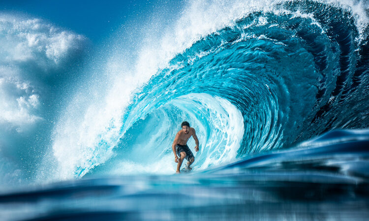 Lea Hahn: the fearless Tahitian surf photographer – SurferToday