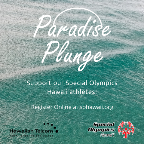 Special Olympics Hawaii Makes a Splash with New, Paradise Plunge Fundraiser – MyPearlCity
