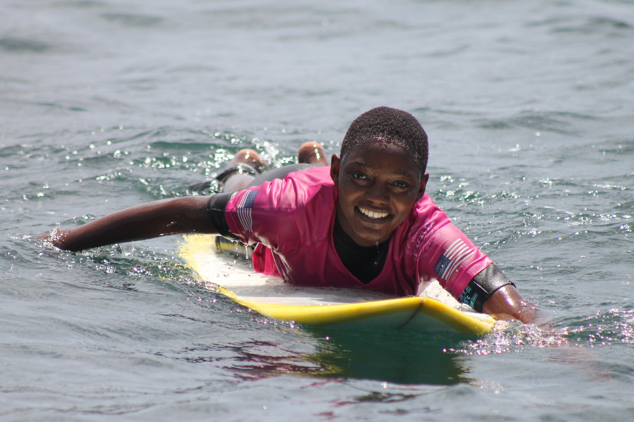 This Organization Is Training Black Girls to Become Pro Surfers, One Wave at a Time – POPSUGAR