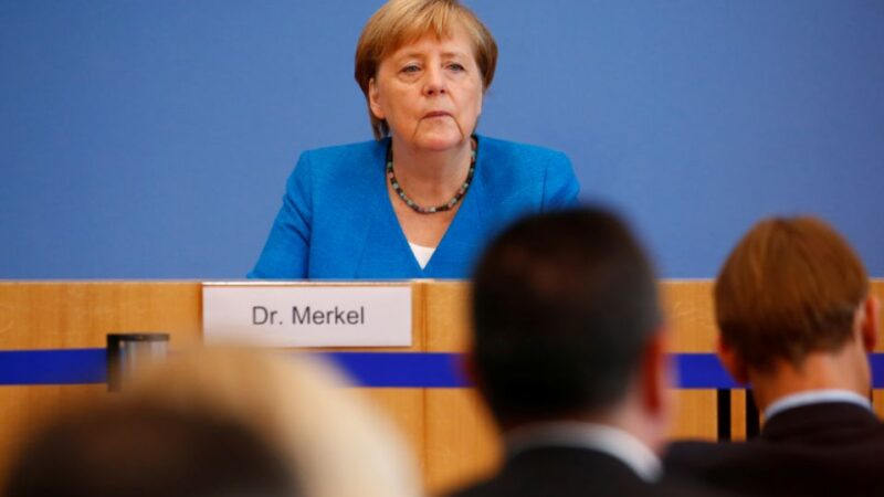 Angela Merkel warns COVID-19 pandemic likely to get worse in coming months – Yahoo Lifestyle