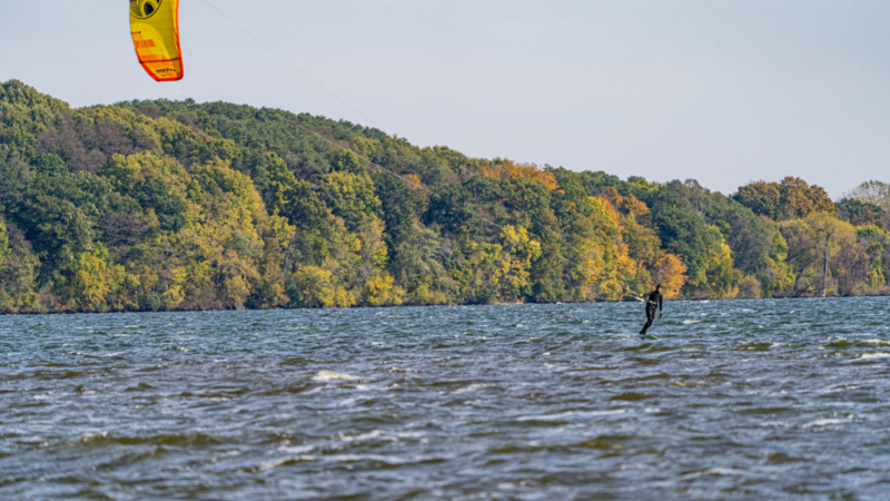Need a socially distant sport? Hard to beat kite surfing – Madison Commons