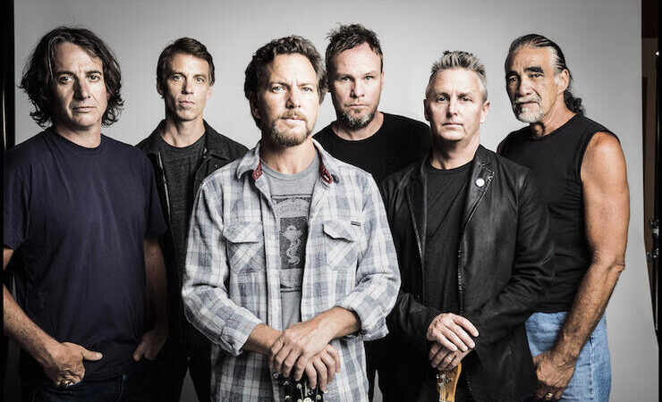 Pearl Jam's 'River Cross' Is Featured In Ron Howard's New Documentary – iHeartRadio