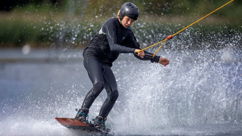 Wakeboarding to resume at Willen Lake in Milton Keynes following new government advice – MKFM