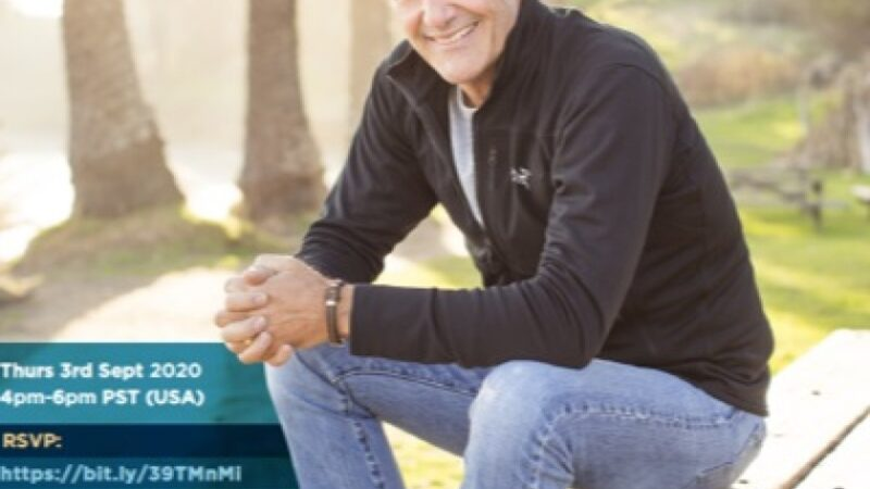 World surfing champion Shaun Tomson to host Zoom event Sept. 3 – Del Mar Times
