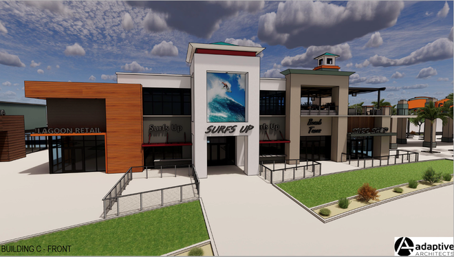 Arizonans could be surfing in Mesa if a proposed development moves forward – The Arizona Republic