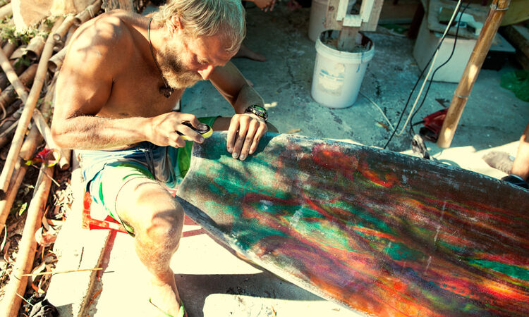 How to paint a surfboard – SurferToday