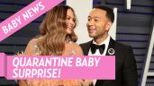 Chrissy Teigen, John Legend are posing for a picture