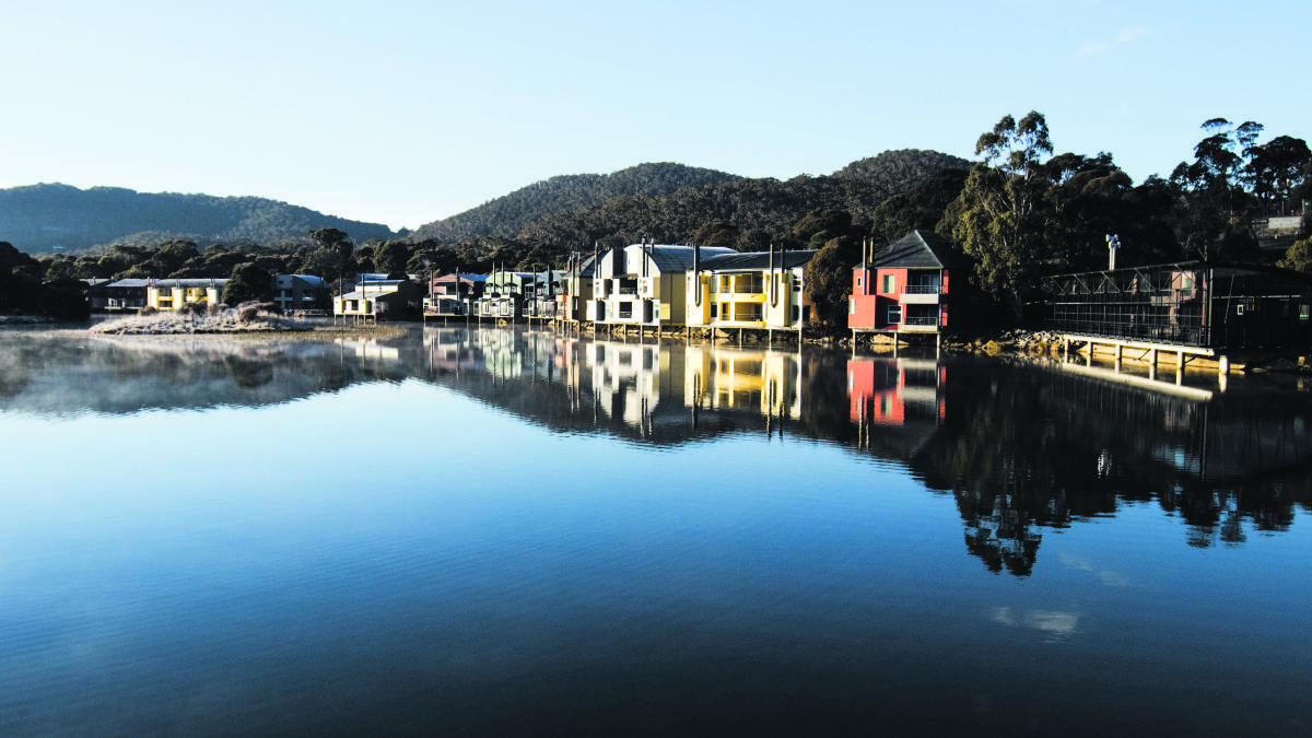 Lakeview apartments at Lake Crackenback Resport and Spa, Crackenback. Picture: Destination NSW