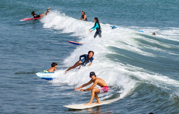 Take up surfing during the pandemic? California Surfing Day is a good chance for a cultural intro – OCRegister