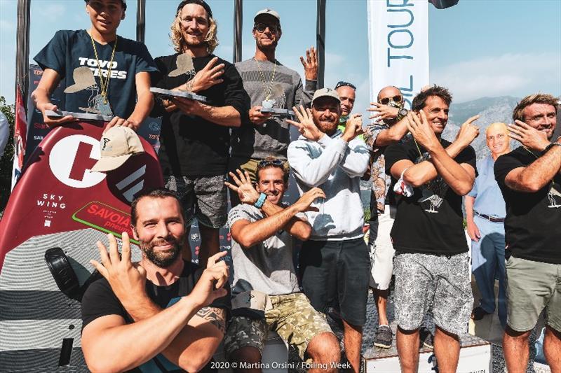 #sail4chico - Sailing Week Garda 2020 - photo © Martina Orsini / Foiling Week