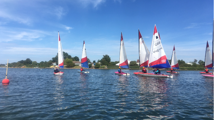 East RYA OnBoard Clubs Welcome Study Highlighting Positive Impact for Young People – Royal Yachting Association