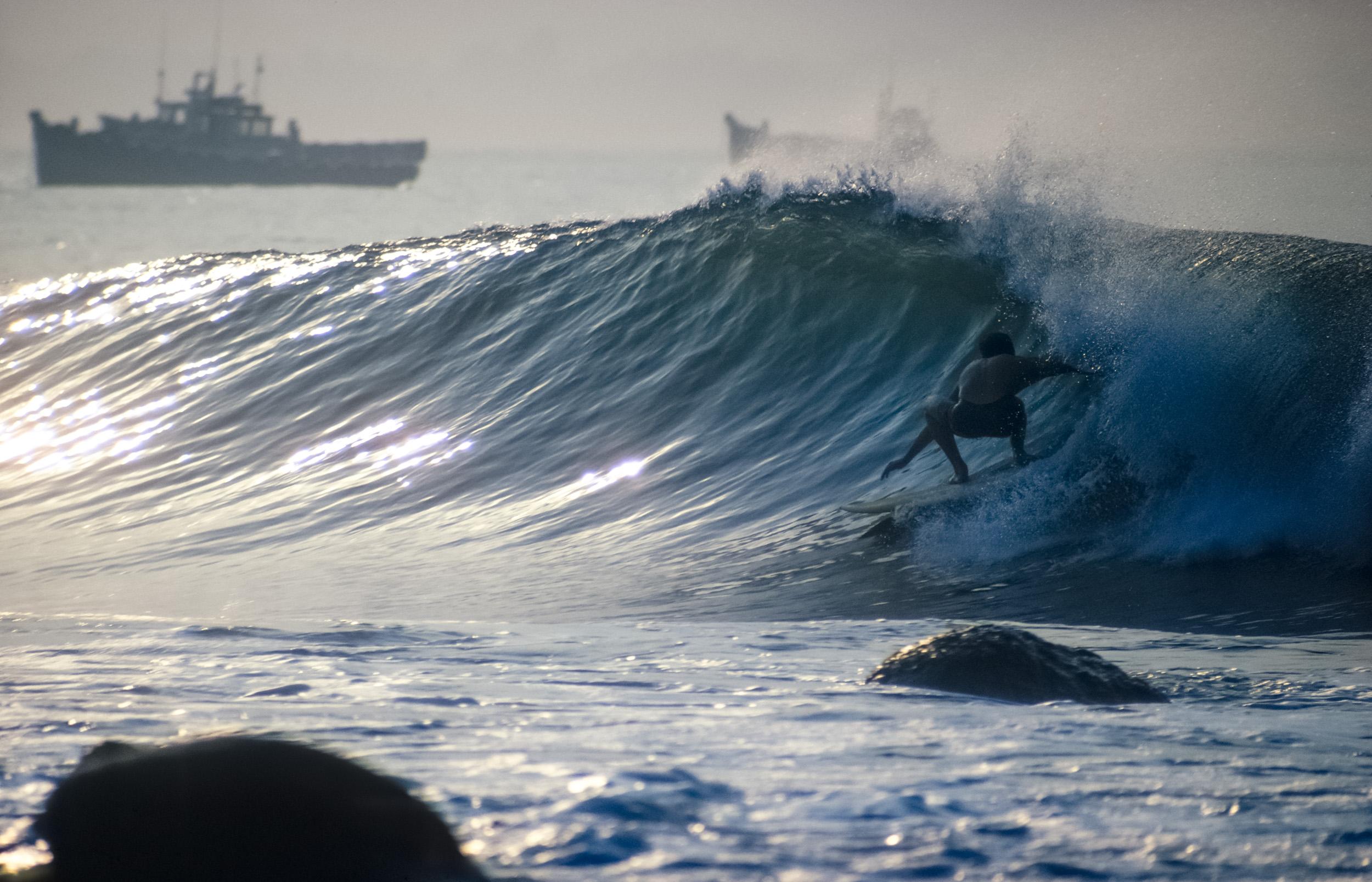 El Salvador: Open for (Surfing) Business – Surfline.com Surf News