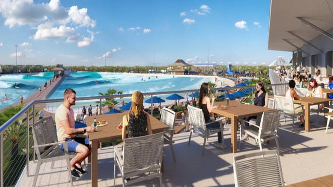 Fort Pierce surfing center: Dazzling proposal, but lots of questions remain | Gil Smart – TCPalm