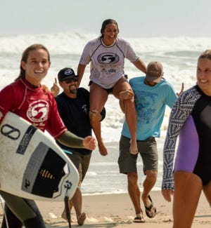 Haley Stephens leads Volusia-Flagler surfers to wave of victories in ESA competition – Daytona Beach News-Journal