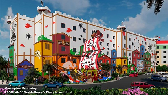 Legoland Florida reveals big 10th anniversary celebration plans for 2021 – Orlando Weekly