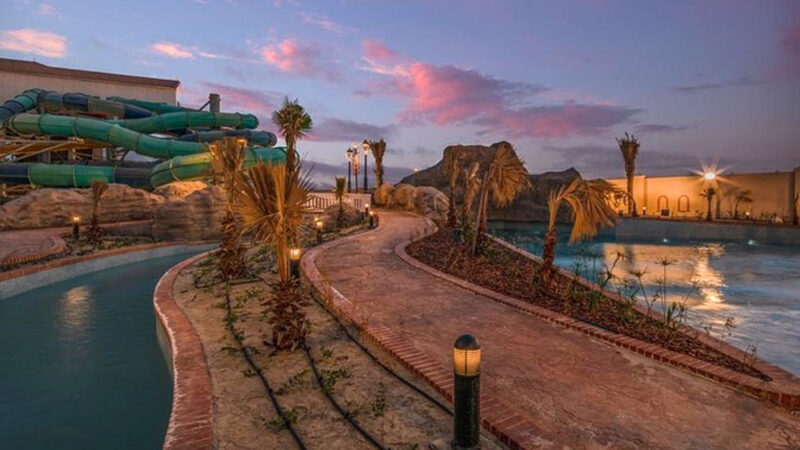 Loopagoon: The World's First Ladies Waterpark in Saudi Arabia – About Her