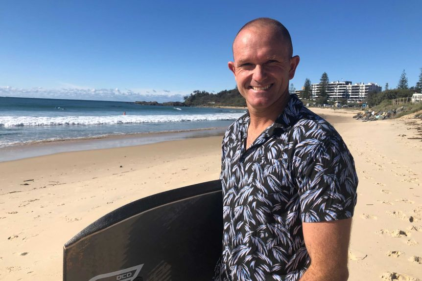 Port Macquarie's three-time world champion Damian King on life after pro bodyboarding – ABC News