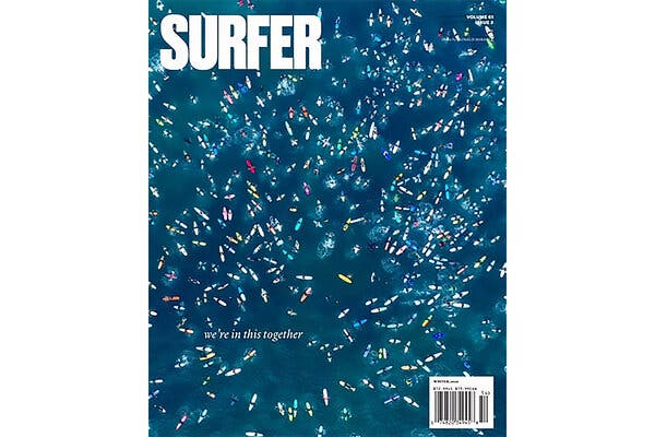 Surfer Magazine's Long Ride May Be Over – The New York Times