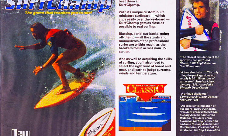 The best surfing games of all time – SurferToday