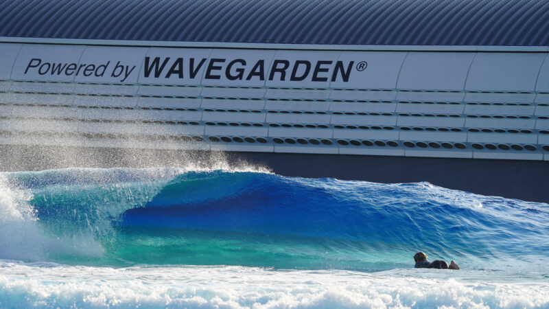 Wavegarden Unveils Their Biggest and Best Pool Yet in South Korea – Surfline.com Surf News